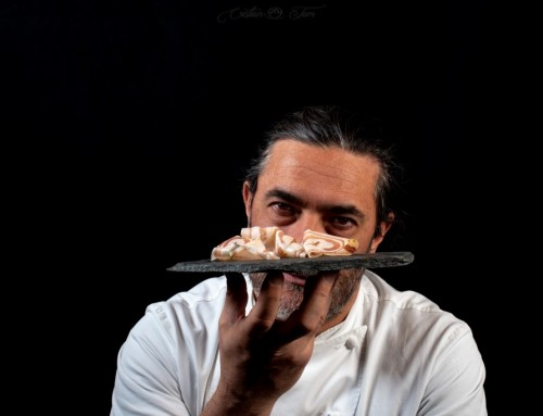 Chef Stefano Masanti (Il Cantinone, Madesimo)