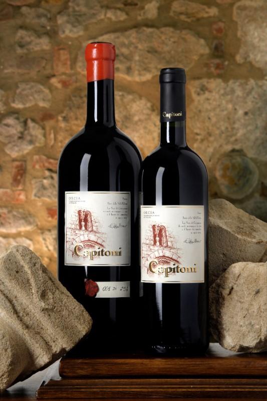 #Capitoni, #Toscana, #Orcia, #Italianwine
