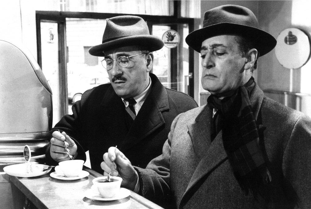 #autenticoitaliano, #coffee, #bar, #italianhabits, #italianmovie, #totò