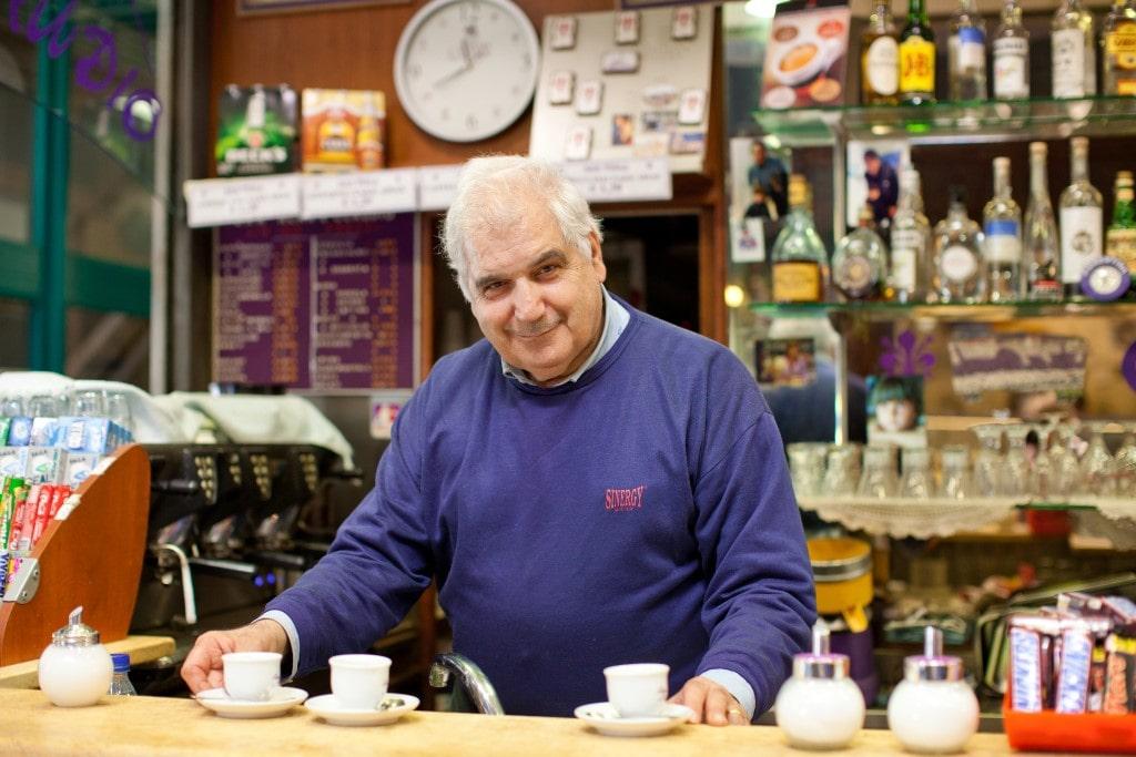 #autenticoitaliano, #coffee, #bar, #italianhabits