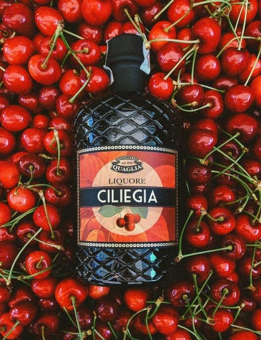#autenticoitaliano, #forgourmetonly, #ratafià, #cherries, #CarloQuaglia, #Pecetto, #artisan, #spices, #liquor